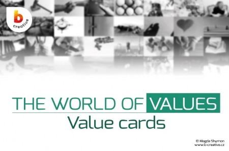 THE WORLD OF VALUES | Value cards AJ