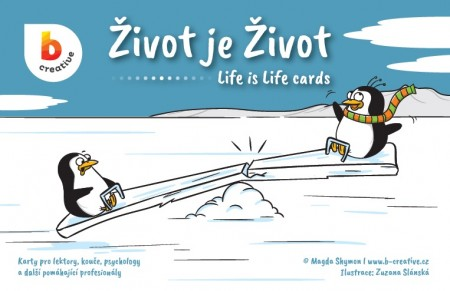 ŽIVOT JE ŽIVOT| Life is life cards
